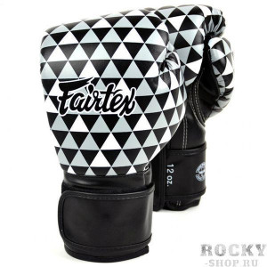 Перчатки боксерские Fairtex Optical, 12 oz Fairtex